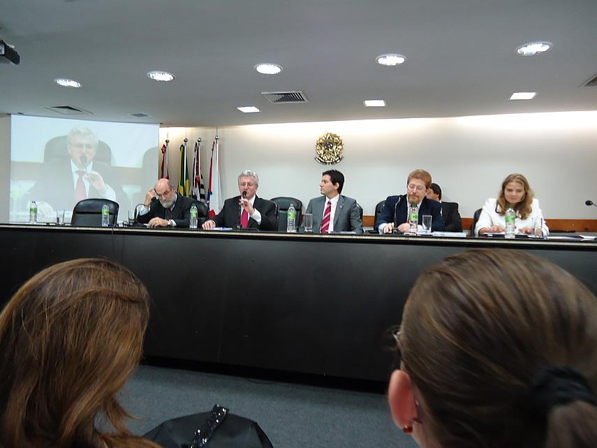 Foto da posse da Comissão de Ciência e Tecnologia da OAB/SP