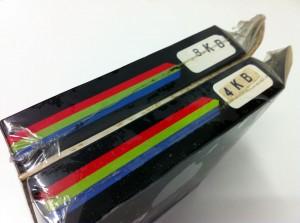 Cartuchos CP 400 Kb