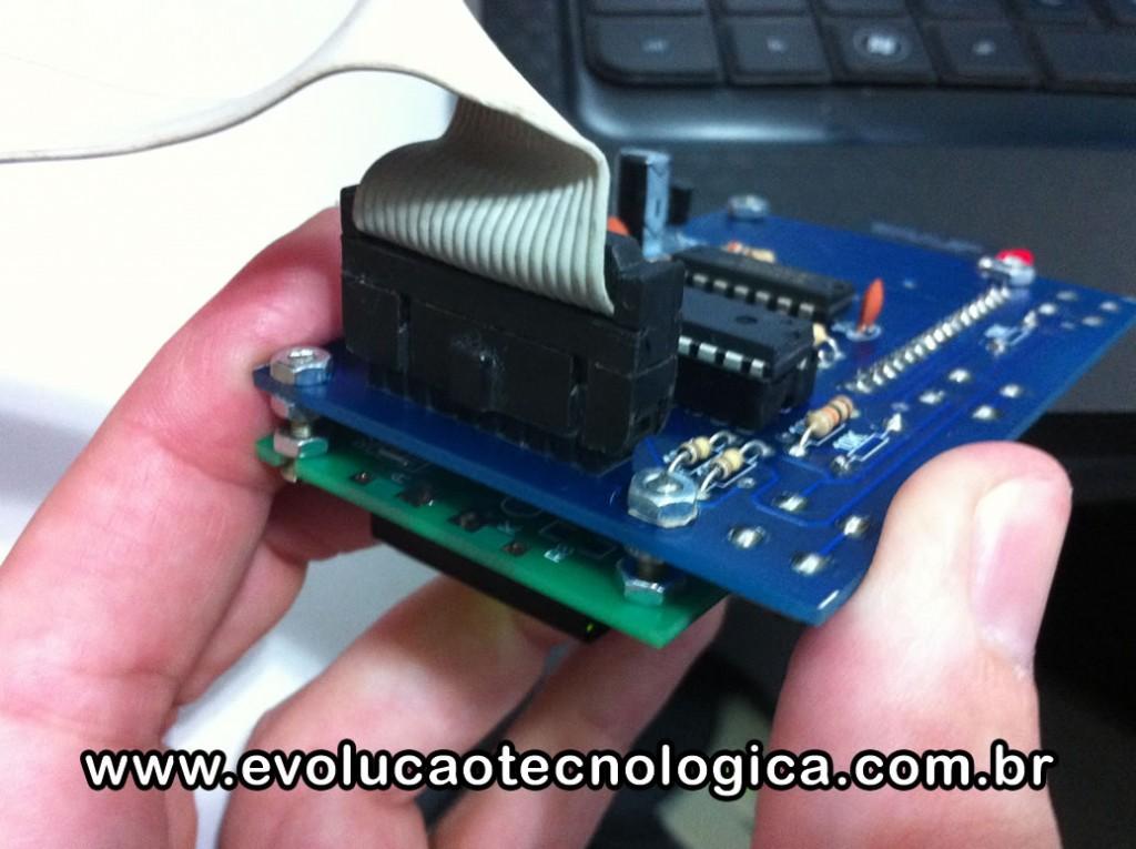 SDISK II - Emulador de drive para Apple II