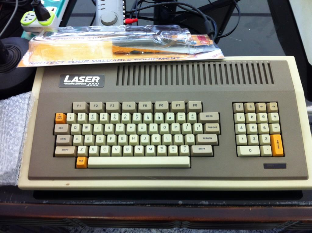 Laser 3000