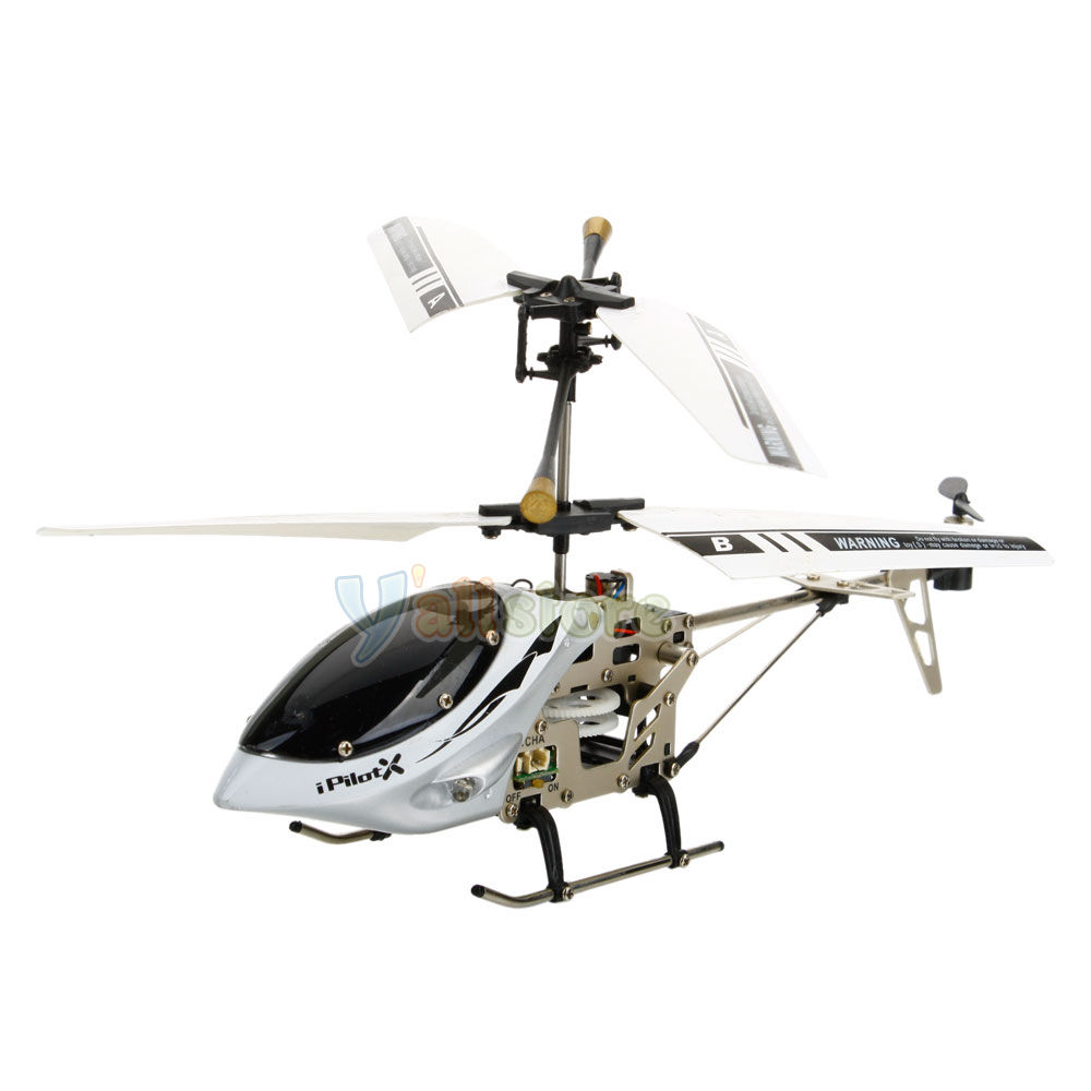 Helicóptero controlado por iPhone