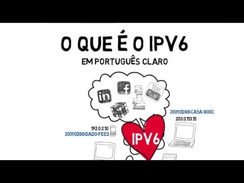 O que é o IPV6 em português claro
