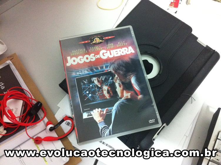 Foto DVD War Games