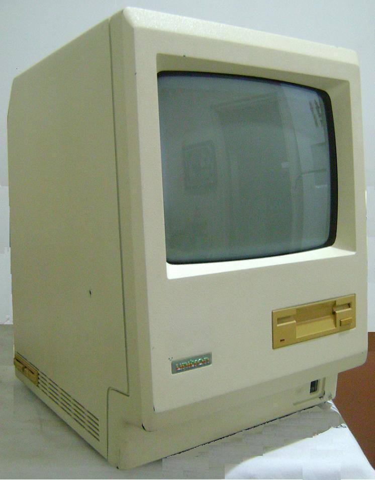 Unitron MAC 512 - MCI