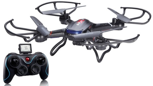 Imagem de um drone